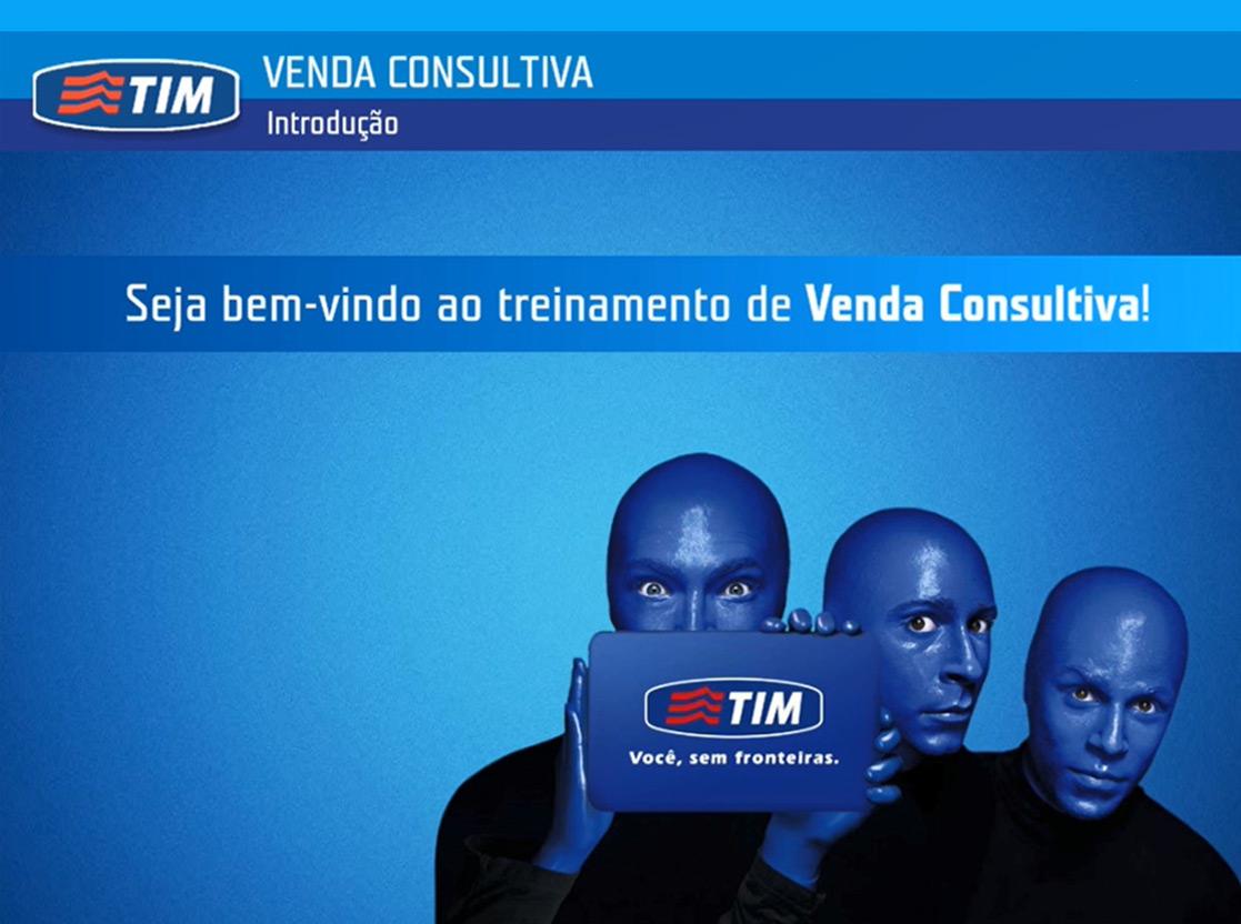 TIM | Venda Consultiva